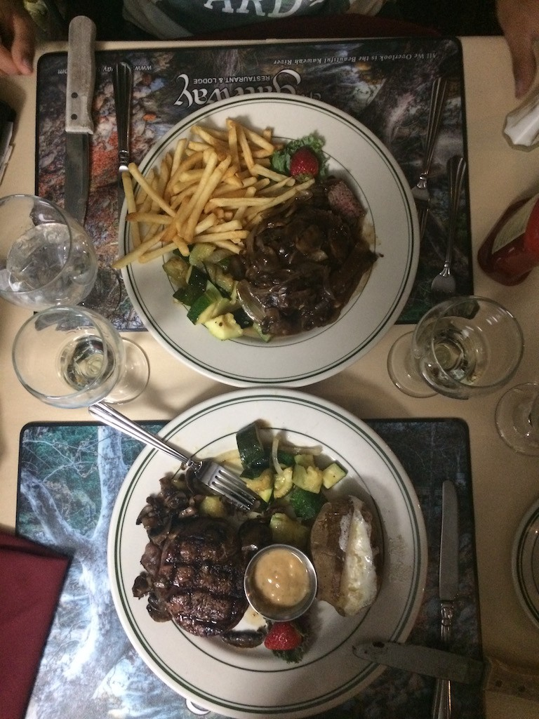 Die Steaks