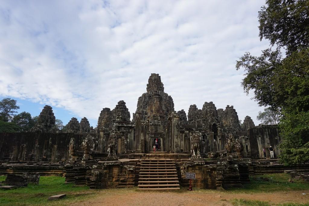 Bayon, der Tempel der vielen Gesichter